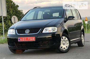 Мінівен Volkswagen Touran 2005 в Дрогобичі