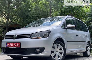Универсал Volkswagen Touran 2012 в Дрогобыче