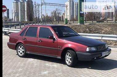 Седан Volvo 460 1995 в Переяславі-Хмельницькому