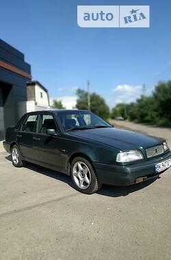 Седан Volvo 460 1995 в Чернігові