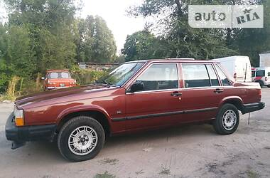 Volvo 740 1985 в Днепре
