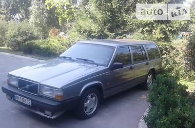 Volvo 740 1989 в Киеве