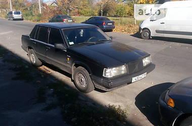 Volvo 740 1990 в Киеве