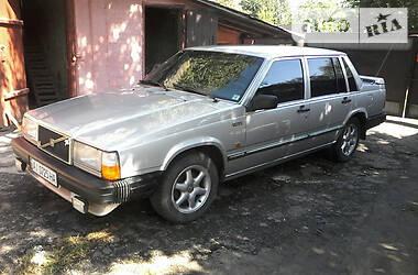 Volvo 740 1989 в Володарке