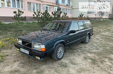 Volvo 740 1986 в Южном