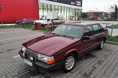 Седан Volvo 940 1992 в Виннице