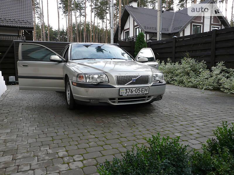 Volvo S80 2003 в Гостомеле