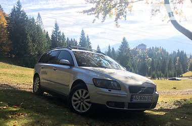 Volvo V50 2005 в Ужгороде