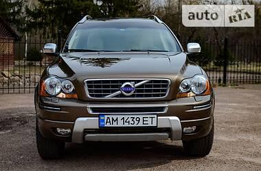Внедорожник / Кроссовер Volvo XC90 2012 в Бердичеве