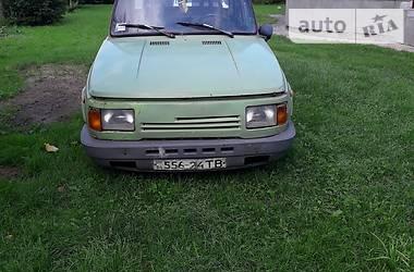 Wartburg 1300 1989 в Львове