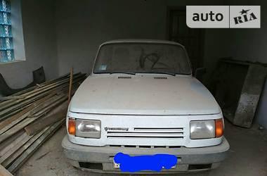 Wartburg 353 1987 в Кицмани
