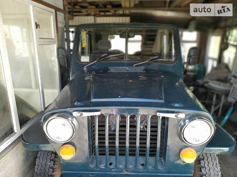 Позашляховик / Кросовер Willys MA 1956 в Михайлівці
