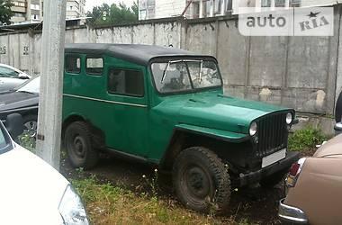 Willys MB 1942 в Киеве