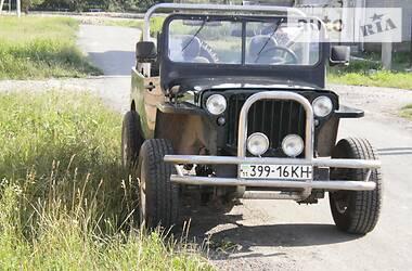 Willys MB 1943 в Боярке