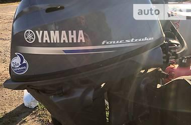 Yamaha 25 2017 в Харькове