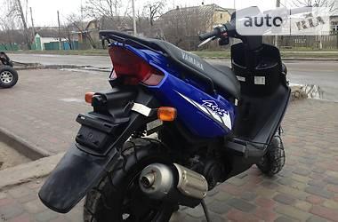 Yamaha BWS 2008 в Киеве
