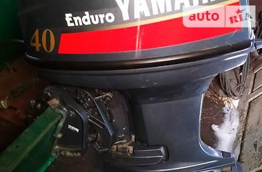Yamaha E40XWS  2009