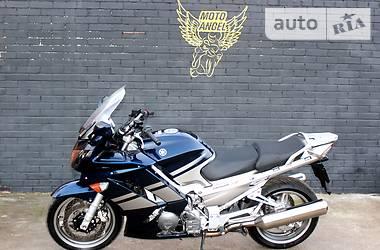 Yamaha FJR 1300 2007 в Чернігові