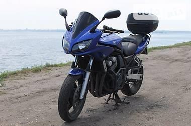 Yamaha FZ-S Fazer 2002