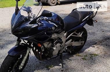 Мотоцикл Спорт-туризм Yamaha FZ6 Fazer 2004 в Житомире
