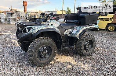 Yamaha Grizzly 2007 в Луцке