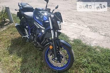 Мотоцикл Без обтікачів (Naked bike) Yamaha MT-03 2018 в Кременчуці