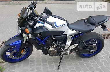 Yamaha MT-07 2016 в Львове