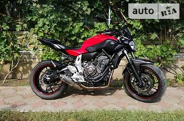Yamaha MT-07 2014 в Великой Михайловке