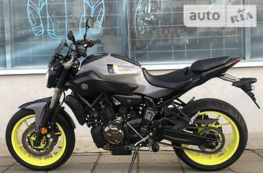 Yamaha MT-07 2018 в Харькове