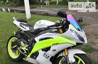 Yamaha R6 2010