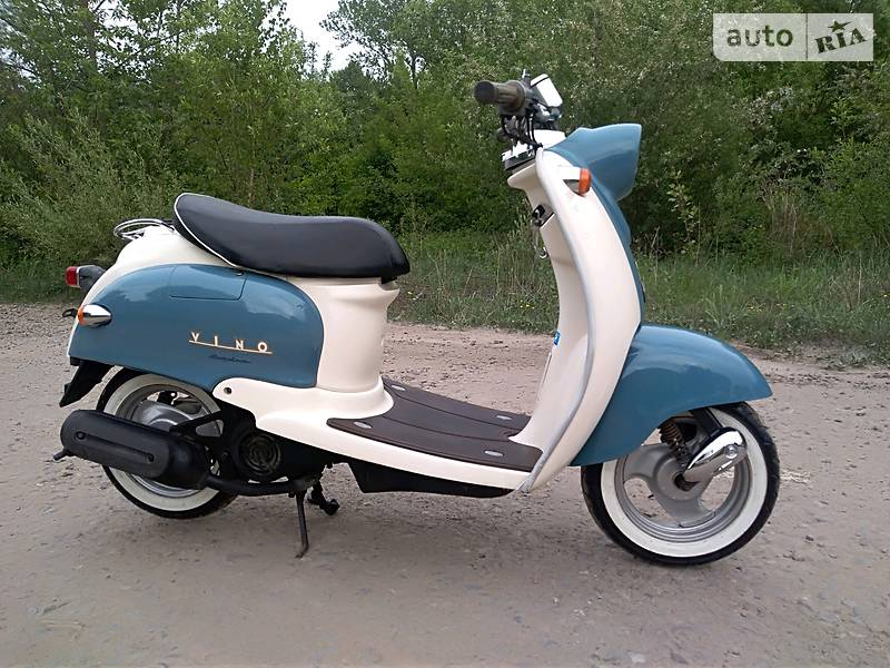 Yamaha Vino 2000 в Ивано-Франковске