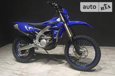 Мотоцикл Внедорожный (Enduro) Yamaha WR 250F 2021 в Львове