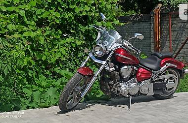 Мотоцикл Круізер Yamaha XV 1900 Rider 2008 в Новомосковську