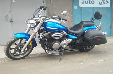 Мотоцикл Круізер Yamaha XVS 950A Midnight Star 2011 в Одесі
