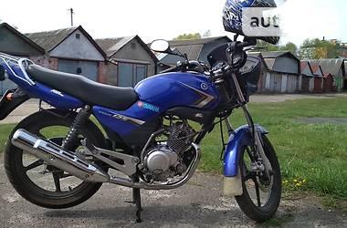 Autoria продажа ямаха обр 125 бу купить Yamaha Ybr 125 в украине