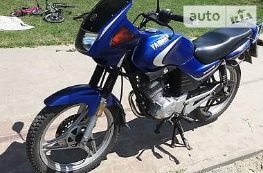 Yamaha YBR 125 2006 в Кролевце