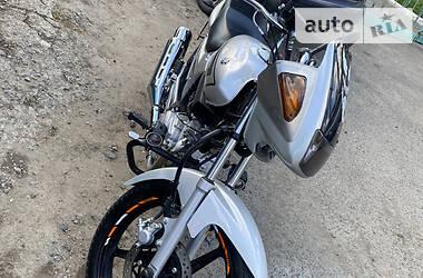 Мотоцикл Классик Yamaha YBR 125 2017 в Гайвороне