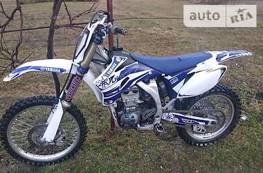 Yamaha YZ 450F 2008 в Тячеве