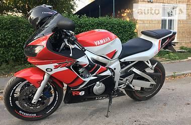 Yamaha YZF R6 2000 в Виннице