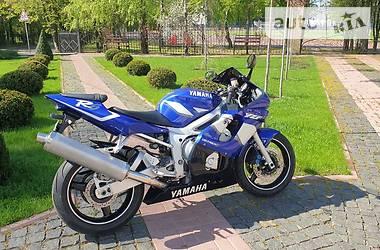 Спортбайк Yamaha YZF R6 2001 в Киеве