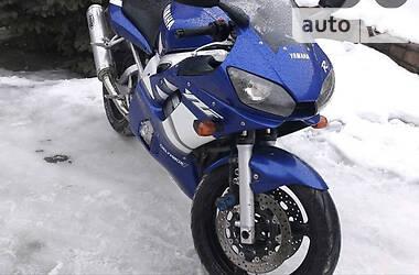 Спортбайк Yamaha YZF R6 2000 в Горишних Плавнях