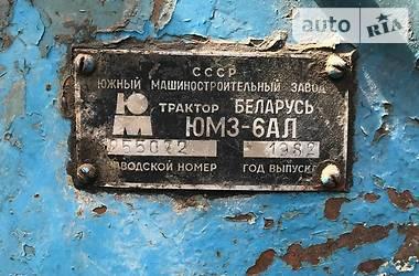 Трактор сільськогосподарський ЮМЗ 6АЛ 1982 в Івано-Франківську