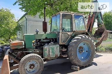 Трактор сельскохозяйственный ЮМЗ 6КЛ 1988 в Тернополе