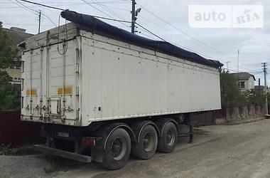 Зерновоз - напівпричіп Zaslaw D 653 2001 в Тернополі