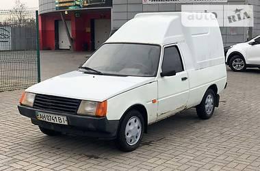 Легковой фургон (до 1,5 т) ЗАЗ 11055 2006 в Запорожье