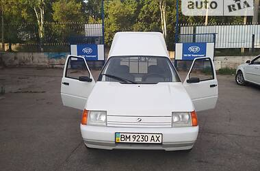 Легковий фургон (до 1,5т) ЗАЗ 11055 2010 в Запоріжжі
