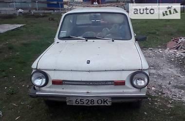 ЗАЗ 968 1996 в Запорожье