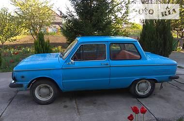 ЗАЗ 968 1986 в Липовце