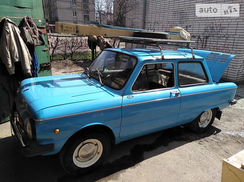 ЗАЗ 968 1986 в Запорожье