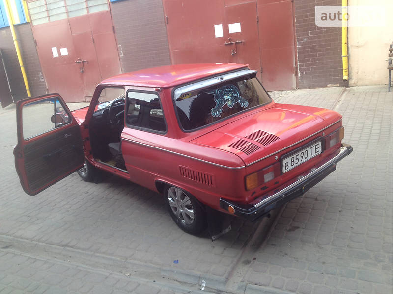 ЗАЗ 968 1986 в Тернополе